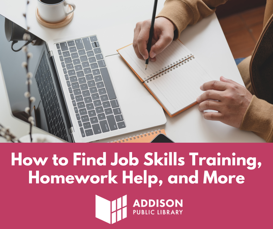 How to Find Job Skills Training and More Feature Image