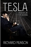 'Tesla: Inventor of the Modern' book cover