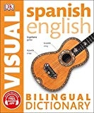 Spanish English Bilingual Visual Dictionary (DK Visual Dictionaries) by DK