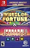 America's Greatest Game Shows Wheel of Fortune & Jeopardy! - Nintendo Switch Standard Edition