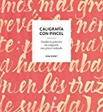 Caligrafia con pincel (Spanish Edition) by Gina Serret