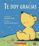 Te doy gracias (Spanish language edition of Thank You Prayer) (Spanish Edition) by Josephine Page